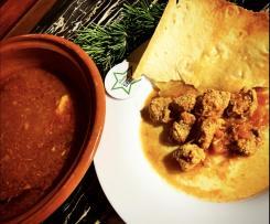 Ghisadu spezzatino di carne Logudorese / Contest le ricette di una volta