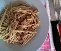 Trofie di Castagne Impancettate