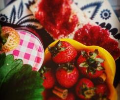 Confettura di Fragole&Cannella senza zucchero