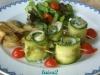 sogliola e zucchina