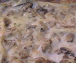 Lasagne cremose funghi speck al varoma - contest lasagne