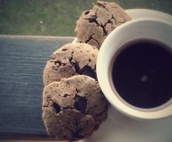 Biscotti vegan con farina di castagne