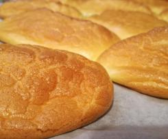 Pannuvola-cloud bread italian version
