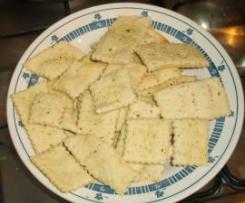 Streghe del riciclo della pasta madre (buonissime x aperitivo!)