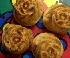 Muffin soffici senza lattosio