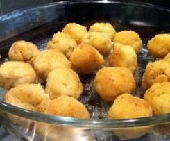 Polpettine di pesce al Varoma con verdure al vapore
