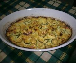 tortino con zucchine
