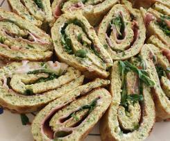 Rotolo di zucchine farcito