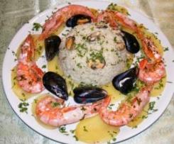 coppa di riso al sapore mediterraneo (Team Varrella DIV. Angioina)