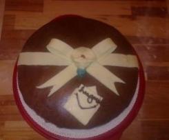 Torta di compleanno (Madeira Cake)