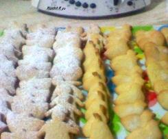 Biscotti agli agrumi (senza uova)