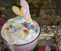 Mermaid hot chocolate- CONTEST CIOCCOLATA CALDA