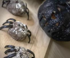 Ragnetti morbidi al cioccolato