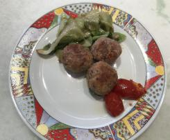 Polpette vegetariane /Contest polpette
