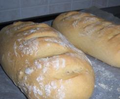 pane di grano duro e manitoba