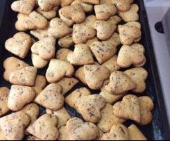 Cuoricin-gocciole ricetta di Cesira Pinciotti