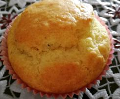 Muffin al parmigiano e limone