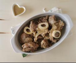 Ossibuchi Bimby con salsa alle verdure