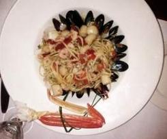 Spaghetti alla Portofino
