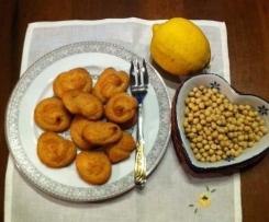 Biscotti al limone con okara