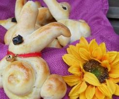 Coniglietti di Pane (Pasquali)