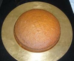 Torta semplice kousmine (completamente SENZA GRASSI)