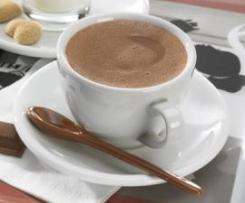 Cioccolata alla liquirizia
