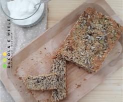 Keto Bread 1.0 pane proteico glutenfree - ridottissimi carboidrati