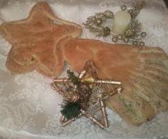 Cometa (Centrotavola e antipasto di Natale)