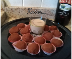 Tartufi al Baileys - Contest riciclo cioccolato