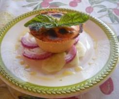 Tortino pomodoro e basilico