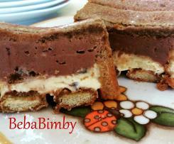 Torta gelato tiramisù - contest tiramisù estivo