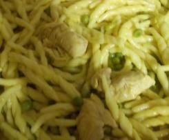 Trofie alla buongustaio - pasta risottata