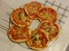 Fantasia di pizzette senza glutine