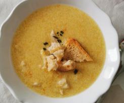 Zuppa di pollo Bimby bella cremosa