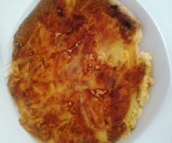 torta di riso e mele