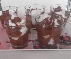 Mousse di Cioccolato alla Belga