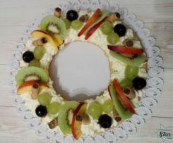 Cream tart di Iaia aromarizzata al rhum