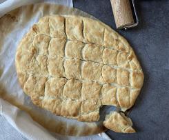 Pizza scima (o scema) abruzzese