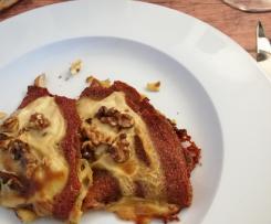 Crêpes rosse di grano saraceno - contest crepes