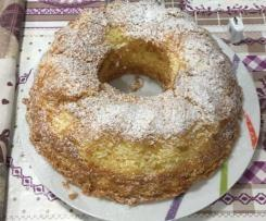 Ciambella all'arancia