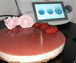 Cheese cake alla fragola
