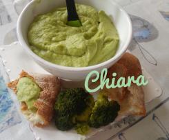 Salsa riciclo gambi broccoli