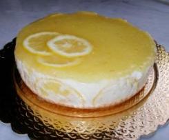 Yogurt cake al limone