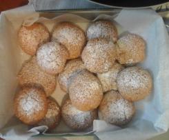 Biscotti di mandorle al limone