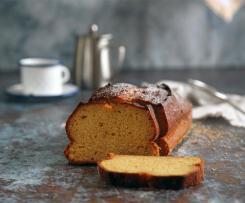 Plum cake con farina di quinoa