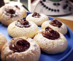 Biscotti Philadelphia e nutella