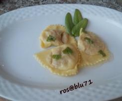 Ravioli nostrani tradizionali di mamma Antonietta (dedicati a Simo pestifera)