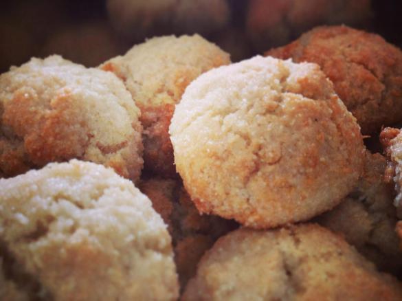 1 BISCOTTI AL COCCO SENZA LATTE, UOVA E GLUTINE. 2 Prodotti da forno dolci  ricetta. (30 Voti). 3. thumbnail image 1