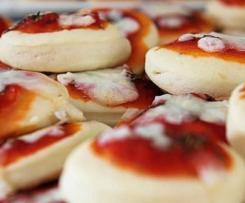 Pizzette sofficissime - CONTEST MERENDE